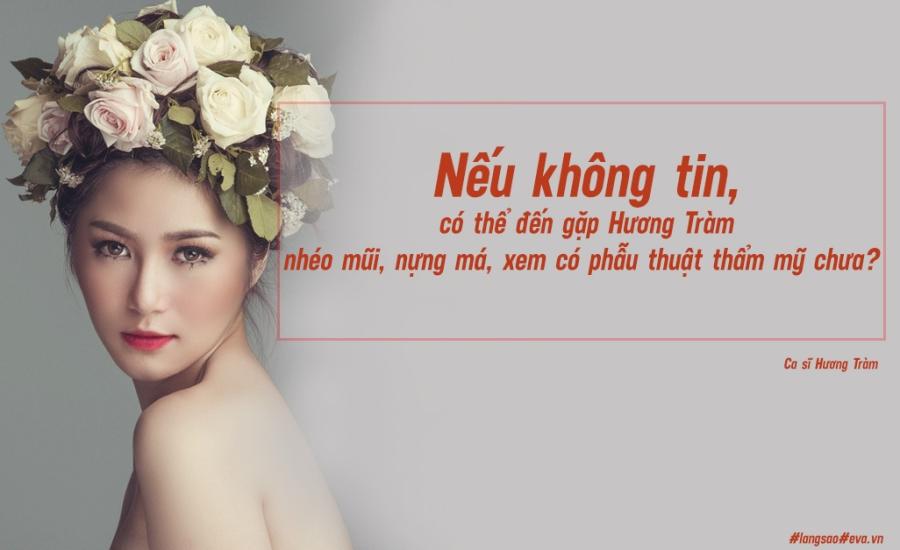"""huong tram: tu co gai 17 tuoi tai nang toi ngoi sao voi nhung phat ngon gay """"bao"""" - 4"""
