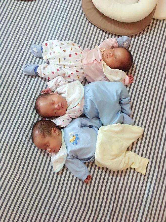 Mẹ 9x kể về hành trình mang thai ba: Quyết định giữ lại cả ba con dù bác sĩ nào cũng khuyên bỏ bớt - Ảnh 10.
