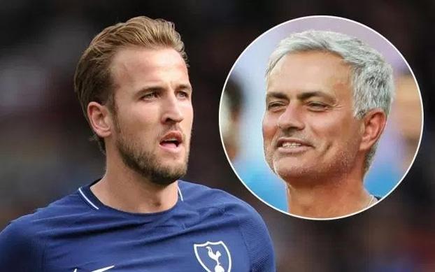 MU, Mourinho, Harry Kane, Tottenham