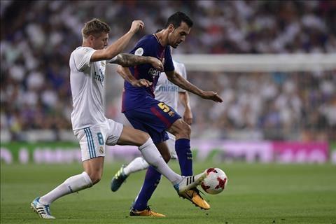 Neymar muon PSG mua tien ve Sergio Busquets hinh anh