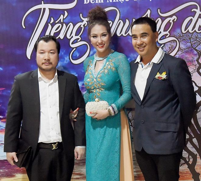 Phi Thanh Vân bác tin tái giá lần 3 với Chủ tịch Viện doanh nhân ASEAN - Ảnh 1.