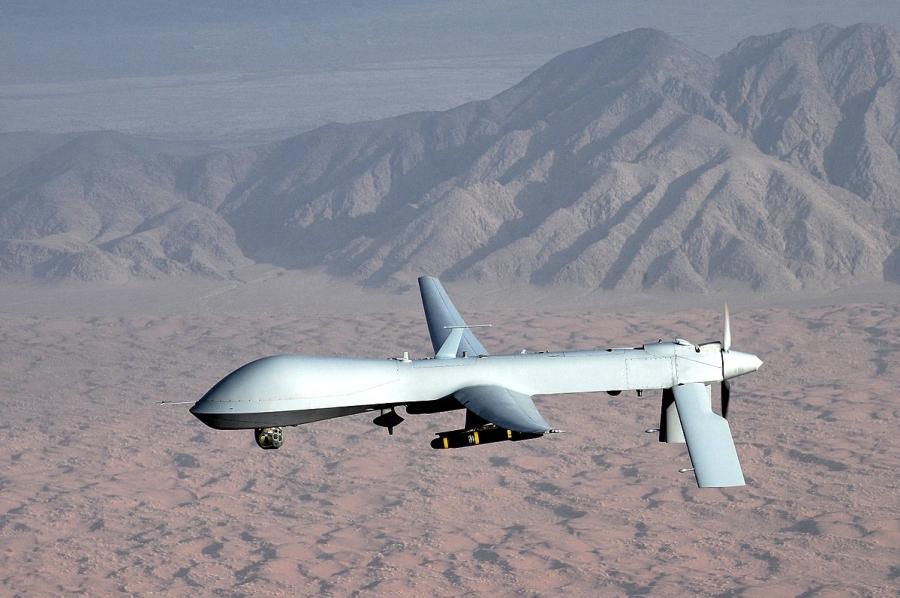 """Thế giới -  Syria: 'Góa phụ Trắng"""" Sally Jones bị  máy bay Mỹ tiêu diệt gần Raqqa (Hình 2)."""