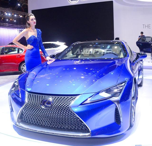 Thêm xe thể thao hạng sang Lexus LC 500h 2018 cập bến Việt Nam - Ảnh 2.