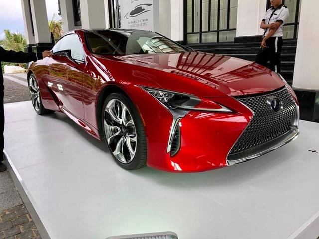 Thêm xe thể thao hạng sang Lexus LC 500h 2018 cập bến Việt Nam - Ảnh 4.