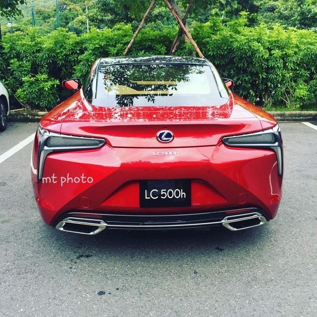 Thêm xe thể thao hạng sang Lexus LC 500h 2018 cập bến Việt Nam - Ảnh 5.