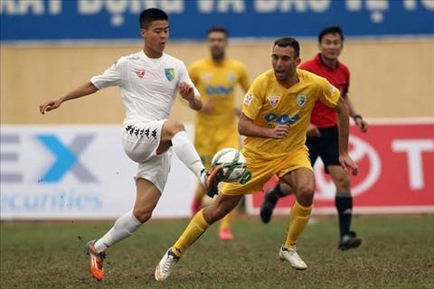 Lich thi dau vong 21 V-League Chung ket som o Thanh Hoa hinh anh