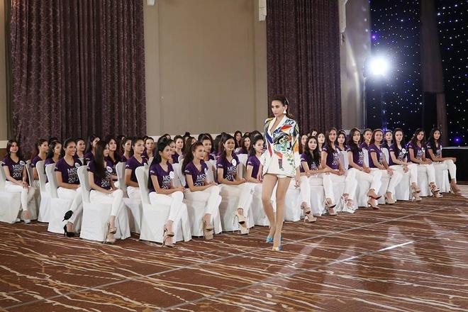 Võ Hoàng Yến nói gì khi Mai Ngô tố bị host Phạm Hương, BTC đối xử bất công đến phải bỏ thi Hoa hậu Hoàn vũ Việt Nam - Ảnh 3.
