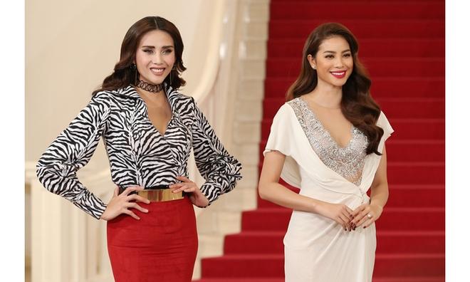 Võ Hoàng Yến nói gì khi Mai Ngô tố bị host Phạm Hương, BTC đối xử bất công đến phải bỏ thi Hoa hậu Hoàn vũ Việt Nam - Ảnh 7.