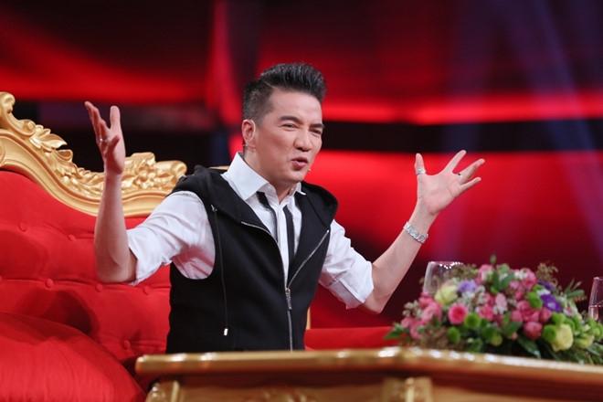 Dam Vinh Hung: 'Toi van tranh gap me vi am anh chuyen no nan' hinh anh 2