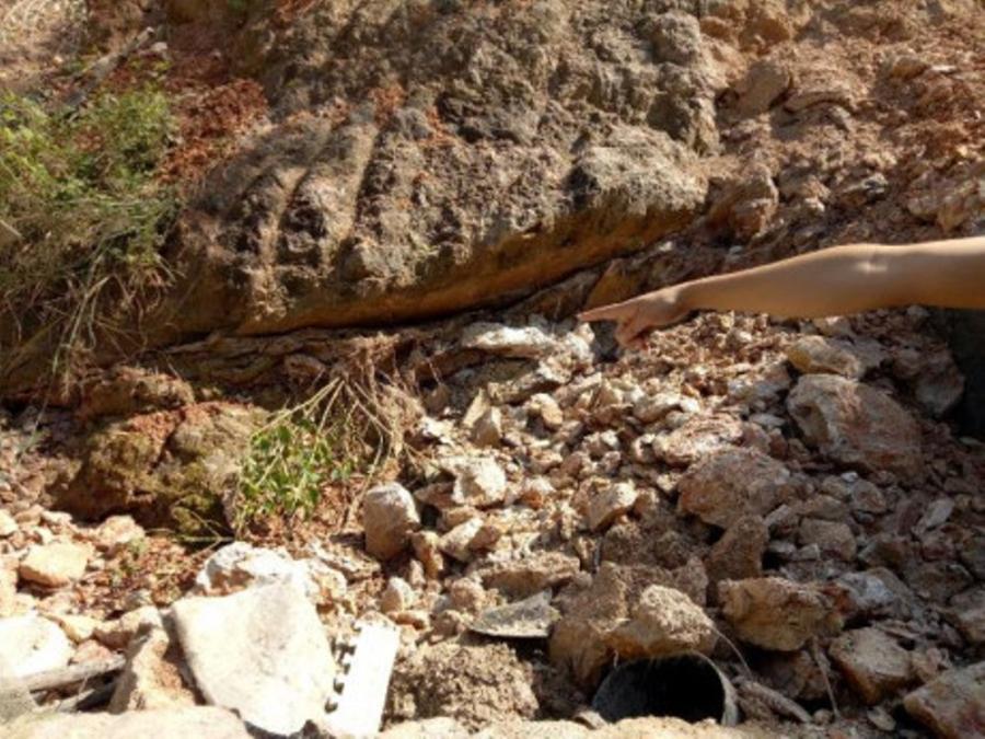 Chính trị - Xã hội - Hải Phòng: Di rời khẩn cấp gần 20 hộ dân, trụ sở UBND xã trước nguy cơ lở núi