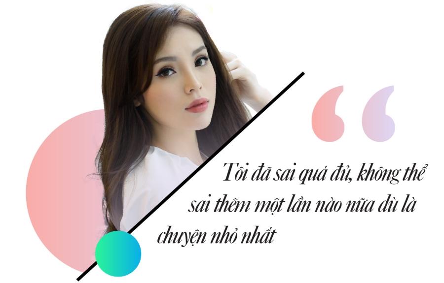 Hoa hau Ky Duyen: 'Toi chia tay ban trai vi khong con hop tinh cach' hinh anh 7
