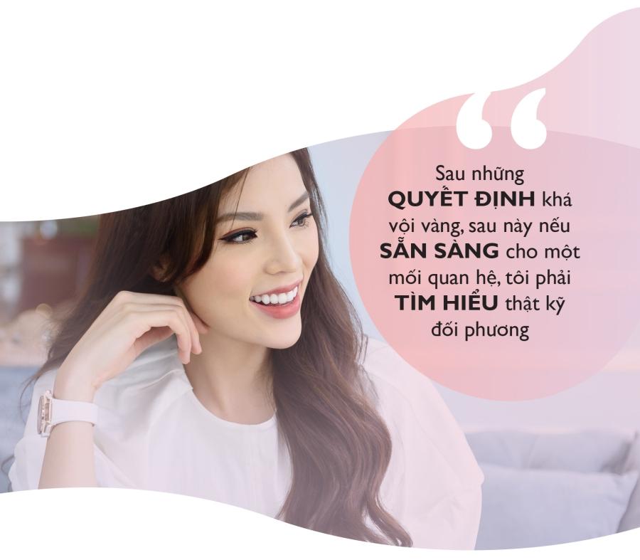 Hoa hau Ky Duyen: 'Toi chia tay ban trai vi khong con hop tinh cach' hinh anh 10