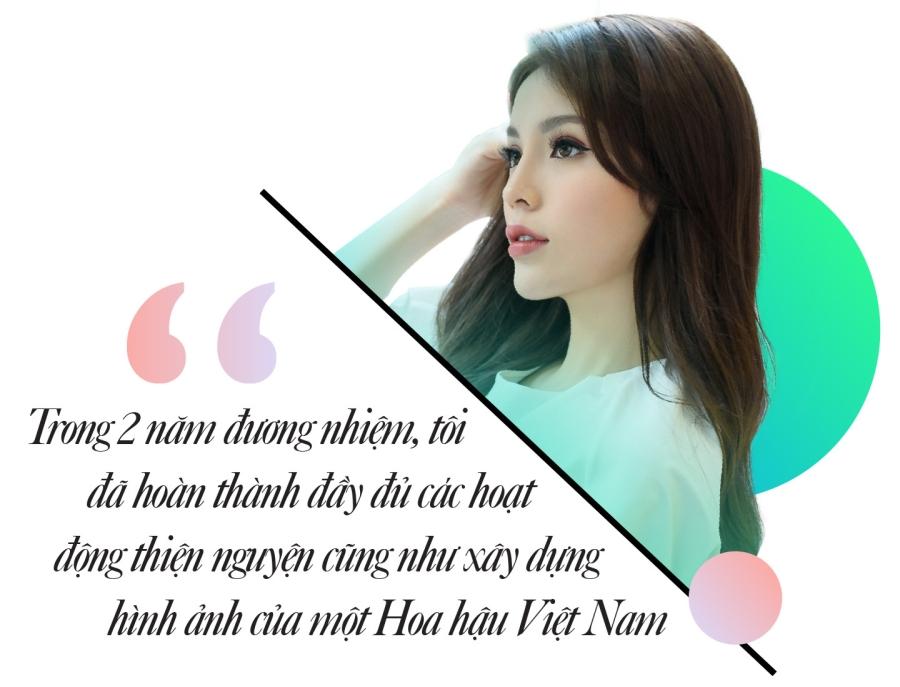 Hoa hau Ky Duyen: 'Toi chia tay ban trai vi khong con hop tinh cach' hinh anh 13