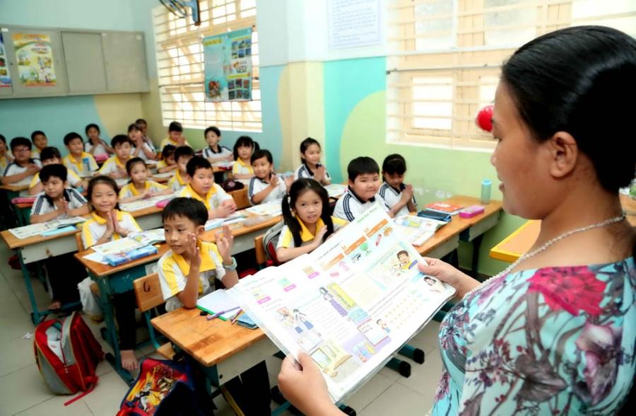 năng lực giáo viên, chương trình giáo dục phổ thông mới, chương trình giáo dục phổ thông, đổi mới giáo dục, giáo viên