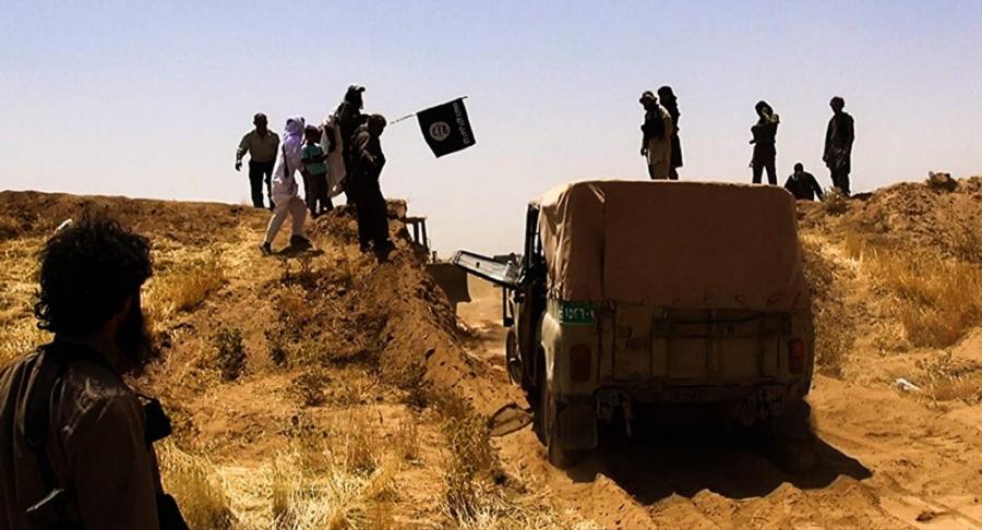 Thế giới - Sputnik: Lộ 4  bằng chứng  Mỹ ngầm hỗ trợ khủng bố ở Syria, Iraq (Hình 3).