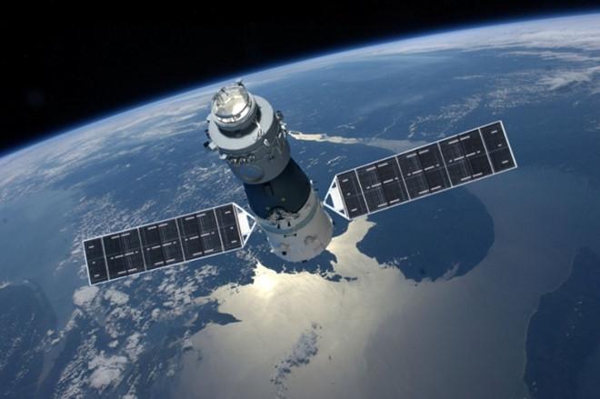 Trạm vũ trụ của Trung Quốc sắp lao xuống Trái Đất - 1