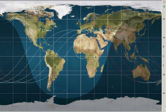 Trạm vũ trụ của Trung Quốc sắp lao xuống Trái Đất - 2