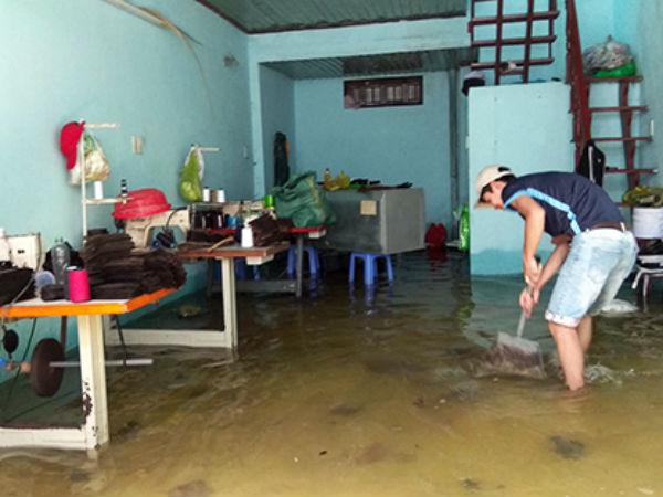 Vì sao nhiều khu dân cư ở Sài Gòn ngập suốt 3 ngày?