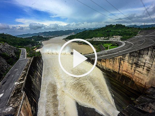 Video: Thủy điện Hòa Bình đặc biệt như thế nào?