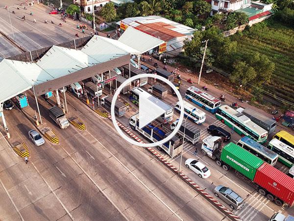 Video: Trạm BOT Biên Hòa sẽ thay đổi mức phí như thế nào?