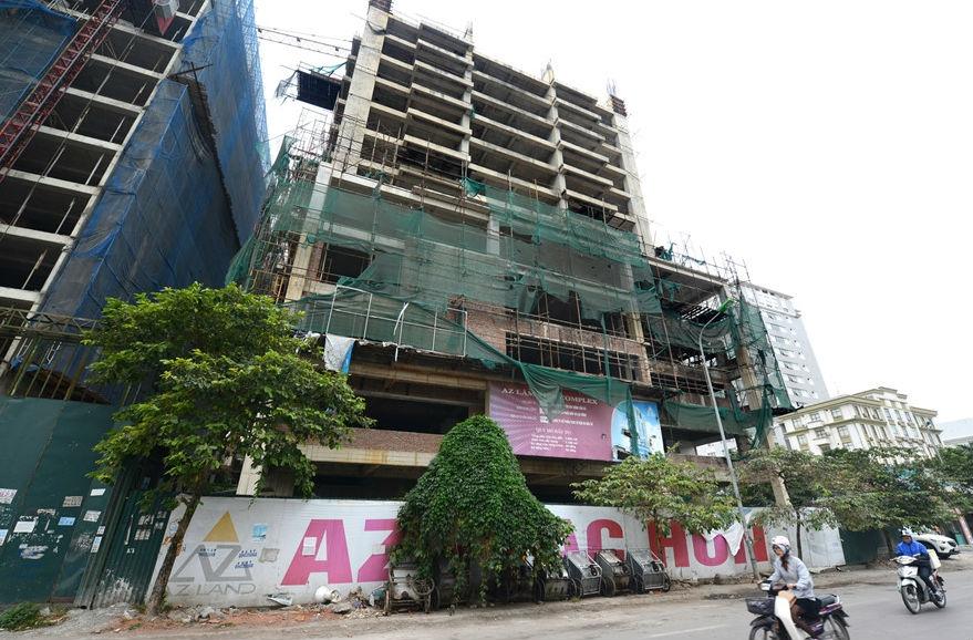 thâu tóm đất vàng, đất vàng Hà Nội, bất động sản Hà Nội, mua bán sáp nhập, dự án, kinh bắc, Keppel Land , Diamond Rice Flower