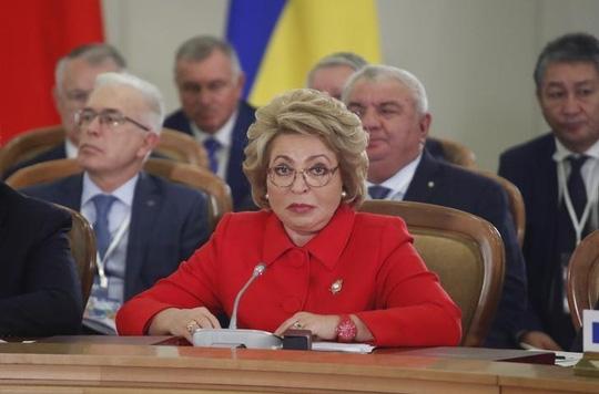 Nữ chủ tịch thượng viện Nga xuất mã bàn hạt nhân Triều Tiên - Ảnh 1.