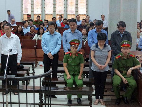 Nguyên đại biểu Quốc hội Châu Thị Thu Nga lĩnh án chung thân