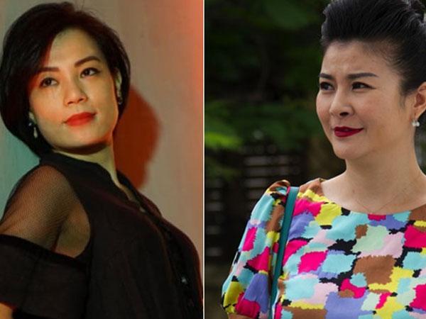 Vợ Xuân Bắc lại tiếp tục mâu thuẫn với diễn viên Kim Oanh vì... NSND Anh Tú