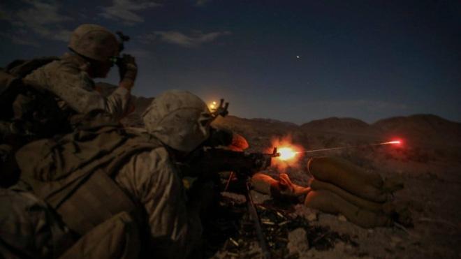 Ảnh: Thủy quân Lục chiến Mỹ huấn luyện khắc nghiệt trên khắp thế giới - Ảnh 1.