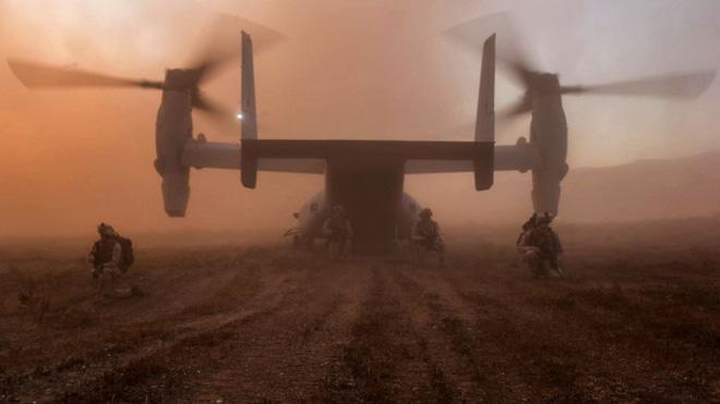 Ảnh: Thủy quân Lục chiến Mỹ huấn luyện khắc nghiệt trên khắp thế giới - Ảnh 5.