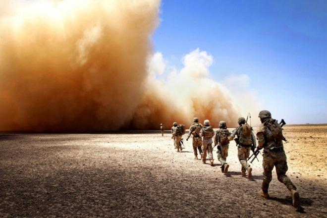 Ảnh: Thủy quân Lục chiến Mỹ huấn luyện khắc nghiệt trên khắp thế giới - Ảnh 7.