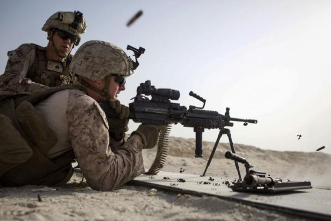 Ảnh: Thủy quân Lục chiến Mỹ huấn luyện khắc nghiệt trên khắp thế giới - Ảnh 12.