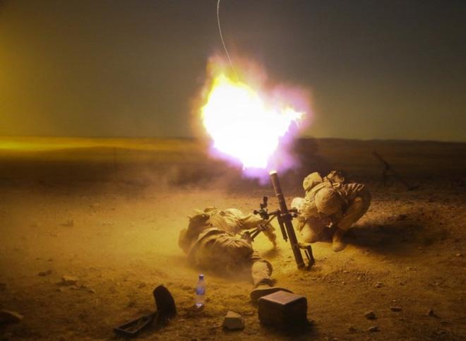 Ảnh: Thủy quân Lục chiến Mỹ huấn luyện khắc nghiệt trên khắp thế giới - Ảnh 13.