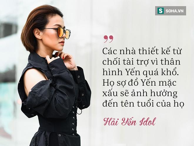Bị chê bai ca sĩ gì như heo, Hải Yến Idol đã làm gì để giảm 20kg? - Ảnh 4.
