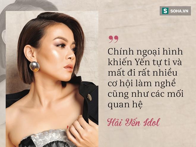 Bị chê bai ca sĩ gì như heo, Hải Yến Idol đã làm gì để giảm 20kg? - Ảnh 5.