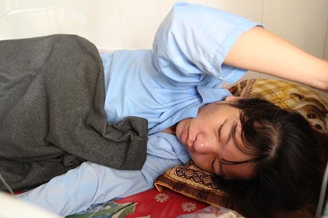 """bo be trai chao doi nang ky luc 7,1kg: """"luc dau toi khong tin, phai mang con di can lai"""" - 5"""