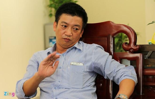 Giam doc So o Ninh Binh tat lai xe bi ky luat canh cao hinh anh 2