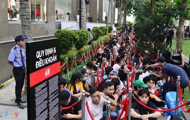 H&M khai truong cua hang tai Ha Noi vao ngay 11/11 hinh anh 1