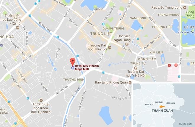 H&M khai truong cua hang tai Ha Noi vao ngay 11/11 hinh anh 3