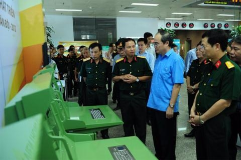 Phong khong Viet Nam trang bi he thong VQ1-M tren dien rong