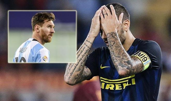 SAO Inter săn bàn siêu hạng, Messi hối hận vì lỡ trù dập - 1