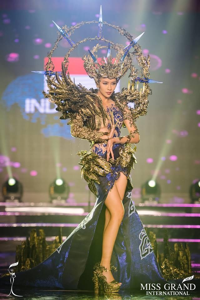 Sự cố hi hữu tại Miss Grand International 2017: BTC công bố nhầm vị trí Top 1 của Huyền My - Ảnh 2.