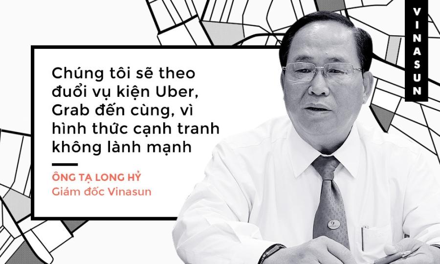 Uber, Grab va xe truyen thong: 'Dau truong sinh tu'? hinh anh 14