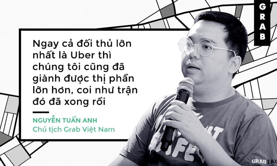 Uber, Grab va xe truyen thong: 'Dau truong sinh tu'? hinh anh 17