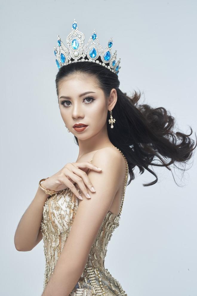 Vồ ếch liên tục trên sân khấu nhưng Miss Grand Thái Lan vẫn được khán giả vỗ tay khen ngợi liên tục - Ảnh 3.