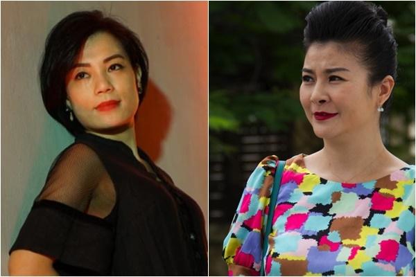 Vợ Xuân Bắc lại tiếp tục mâu thuẫn với diễn viên Kim Oanh vì... NSND Anh Tú - Ảnh 2.
