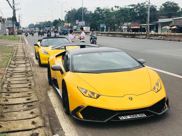 Xem hàng chục siêu xe của các đại gia Sài thành tụ tập trên phố vào cuối tuần - Ảnh 6.