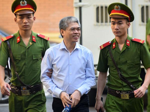 18 đồng phạm của Hà Văn Thắm gửi đơn kháng cáo
