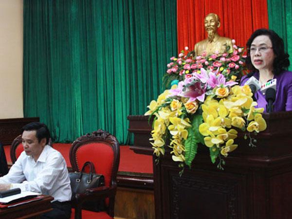 Phó Bí thư Thành ủy Hà Nội: Tiền đã bố trí, không tiêu được là lỗi