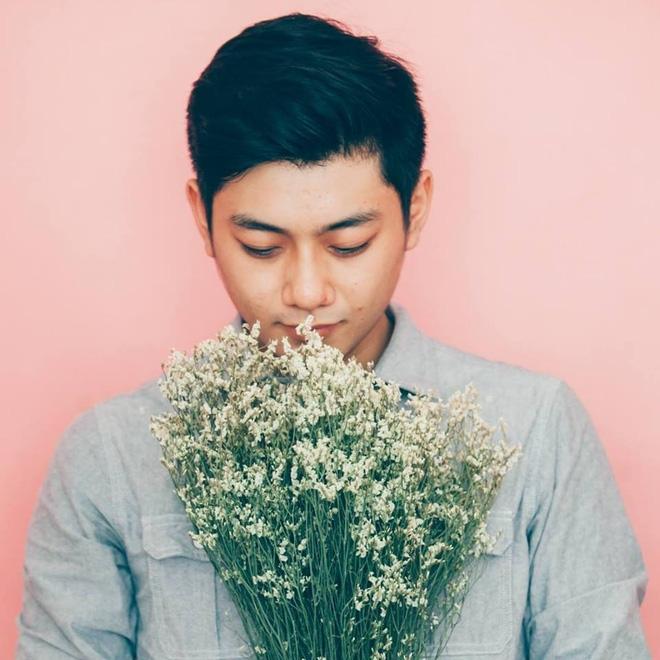 Chân dung 9x điển trai được giới trẻ yêu thích trên sóng truyền hình Quảng Ninh - Ảnh 4.